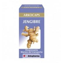 Arkopharma Jengibre 48 Capsulas
