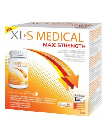 XLS Max Strength 120 Comprimidos