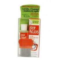 Arkopharma Pack Stop Piojos Champu 125 mL + Locion Pediculicida 100 mL