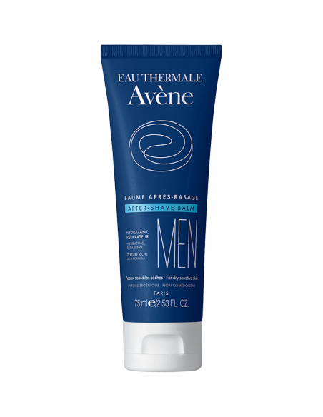 Avene Men Bálsamo After Shave 75ml