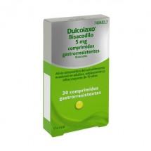 Dulco Laxo 5 mg 30 Grageas