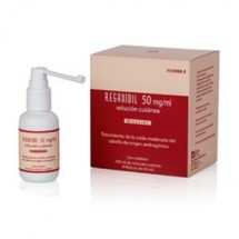 Regaxidil 5% Solucion Cutanea 180 ml