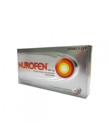 Nurofen 400 mg 12 Comprimidos