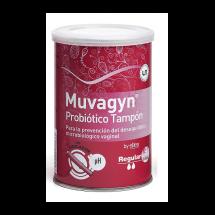 Muvagyn Probiotico Tampon Regular 9 Unidades