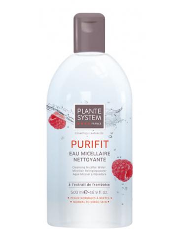 Plante System Purifit Agua Micelar Pieles Normales/mixtas 500ml