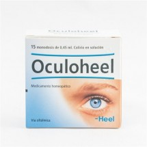 Oculoheel 15 Monodosis de 0.45 mL