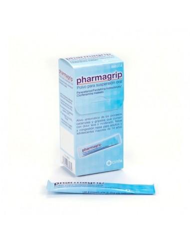 Pharmagrip 10 Sobres