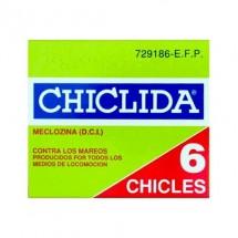 Chiclida 6 Chicles