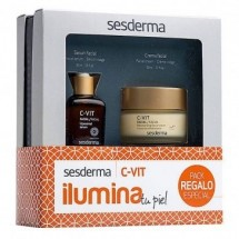 Sesderma Pack C-Vit Crema 50ml +  Serum C-Vit 30ml