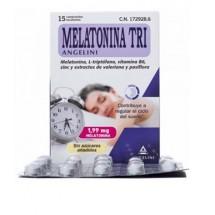 Melatonina Tri 15 Comprimidos