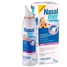 Nasalmer  Junior Hipertonico 125 mL
