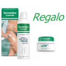 Somatoline Use & Go Spray Reductor 200 mL + Regalo Exfoliante Pre-reductor 300g