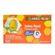 Jalea Real 1000mg light 20 Ampollas