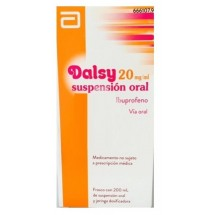 Dalsy Suspension Oral 200 ml