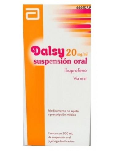 Dalsy Suspension Oral 200 ml
