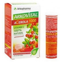 Arkopharma Acerola 1000mg 30 Comprimidos