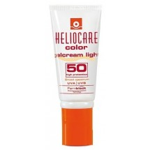 Heliocare Gel Crema Color Light Spf 50 50ml