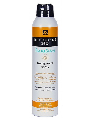 Heliocare 360 Transparent Spray Pediatrics 200 mL