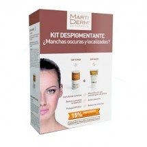 Martiderm Kit Despigmentante Manchas Oscuras DSP-Cover Stick 4 mL + Dsp Mask 30 mL