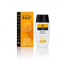 Heliocare 360 Mineral Tolerance Fluid SPF50 50 mL