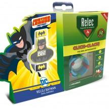 Relec Pulsera Antimosquitos Click Clack Reloj Batman