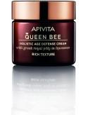 Apivita Queen Bee Holistica Antienvejecimiento Textura Rica Con Jalea Real Liposomada 50 Ml