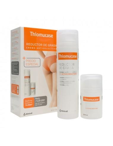 Thiomucase Reductor De Grasa 200ml + 50ml Gratis