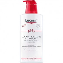 Eucerin pH5 locion Hidratante Ultraligera 400 mL