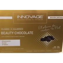 Innovage Beauty Chocolate Colageno+Ac.Hialuronico+Vit A y C 120 comprimidos
