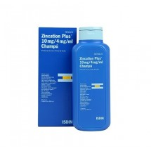 Zincation Plus Champu 500 ml