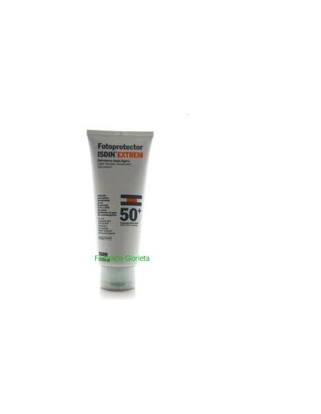 Isdin Extrem Gel-crema Spf50+ 50ml