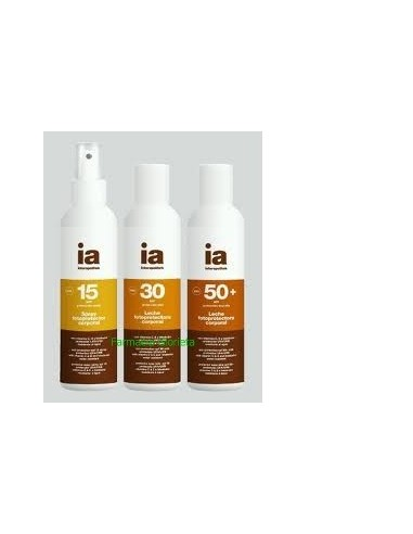 INTERAPOTHEK FOTOPROTECTOR INFANTIL SPRAY SPF 30 200ML