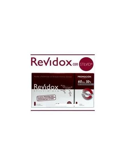 Revidox DUPLO 30+30 Cápsulas