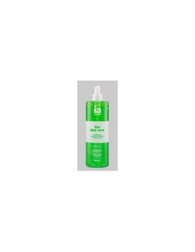 INTERAPOTHEK GEL HIDRATANTE PURO ALOE VERA 500ML