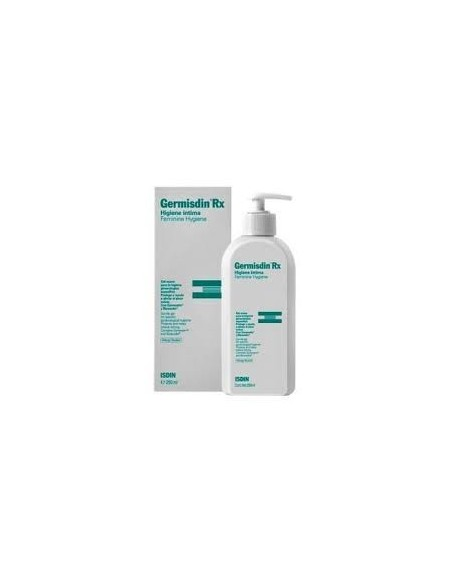 Germisdin Rx Higiene Intima 250ml